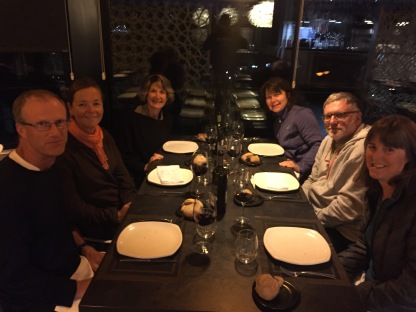 """Our Camino family - """"the Canadians"""""""